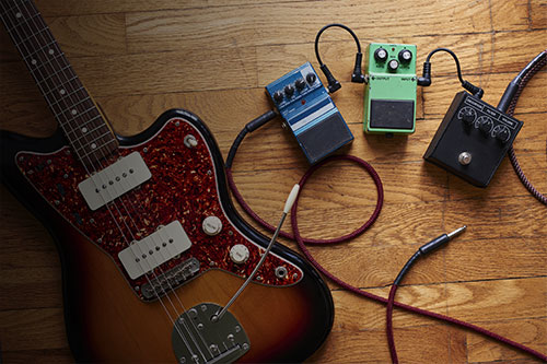 Learn to play the electric guitar