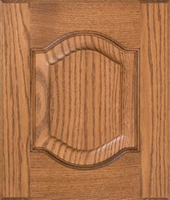 raised panel - small cove _RPDC-Oak-19